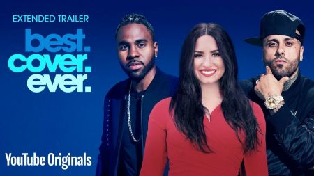 Watch: Demi Lovato, Katy Perry, Keith Urban coach emerging artists in 'Best.Cover.Ever.' YouTube original series