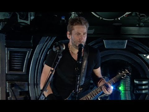 Watch Nickelback Live on AXS TV Concerts presented by Mercury Insurance on Nov. 15