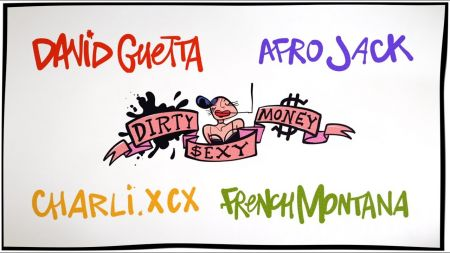 Listen: David Guetta & Afrojack drop 'Dirty Sexy Money' with Charli XCX & French Montana