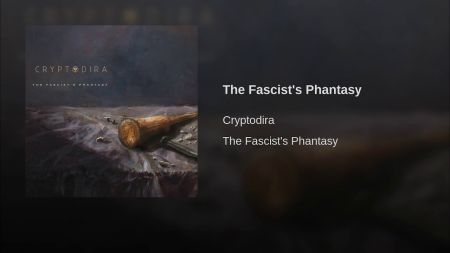 Cryptodira unveil new single 'The Facist's Phantasy'