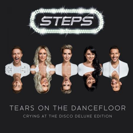 "Steps ""Crying at the Disco"" album cover"