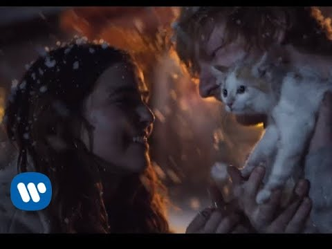 Watch: Ed Sheeran serves up a 'Perfect' slice of romantic, snowy bliss in new music video