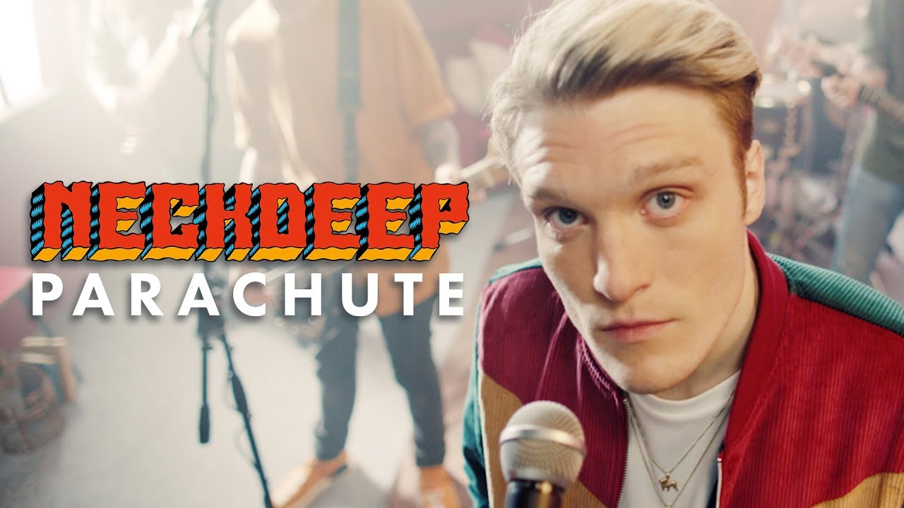 Watch: Neck Deep releases new music video for 'Parachute'