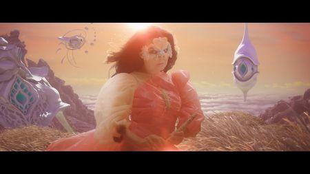 Björk reveals tracklist for upcoming album