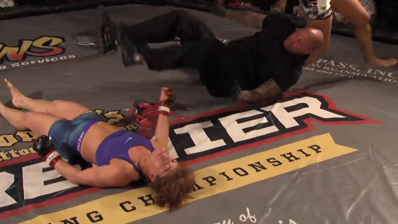 Lisa Blaine: Being Bellator's underdog makes winning 'that much sweeter'