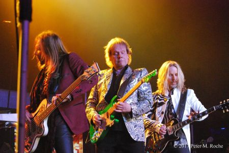 Styx soars with new songs (and Tom Petty tribute) in Northfield