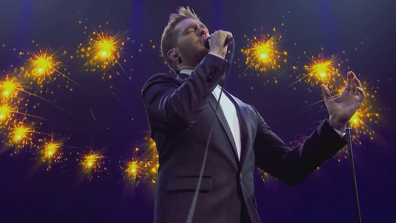 Michael Bublé announces comeback 2018 performance at London's Hyde Park following son's battle with cancer