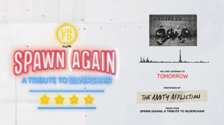 The Amity Affliction release cover of Silverchair's 'Tomorrow'