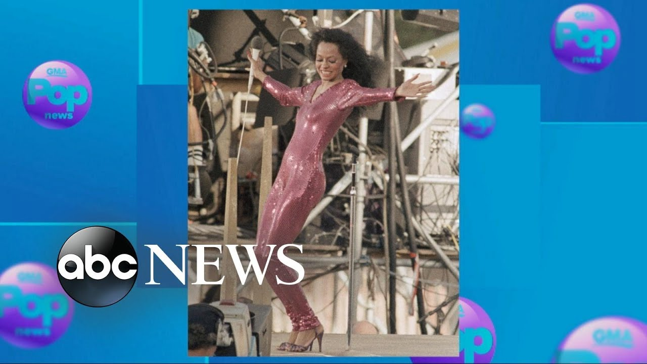 Diana Ross to receive AMA's Lifetime Achievement Award