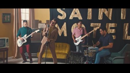 Saint Motel will perform at Brooklyn Steel on Nov. 16