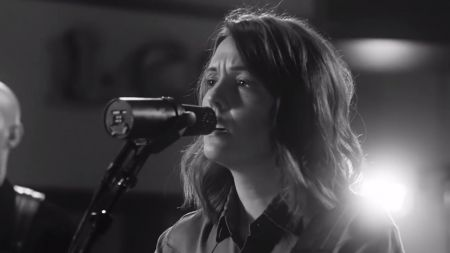 Brandi Carlile announces tour dates in support of new album 'By The Way, I Forgive You'