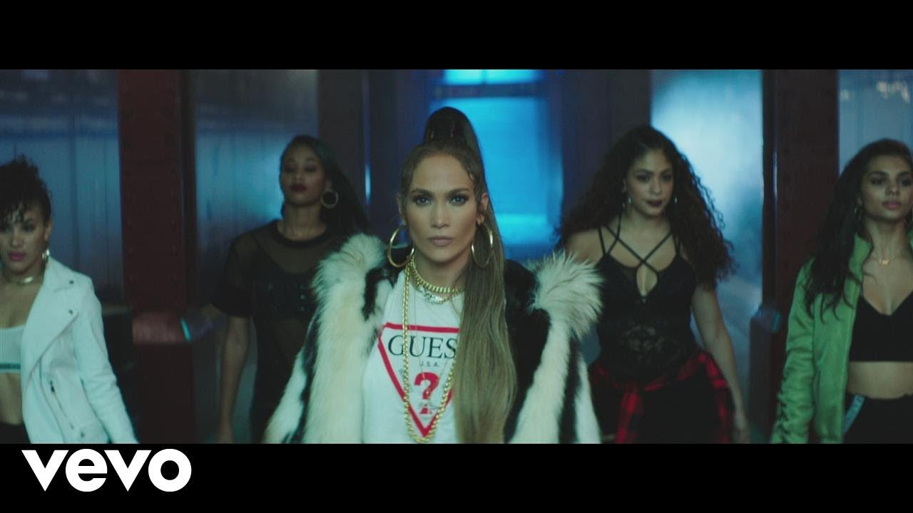 Jennifer Lopez returns to NYC stomping grounds in 'Amor, Amor, Amor' video