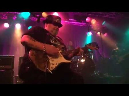 Popa Chubby blends rock, soul and blues on 'Two Dogs'