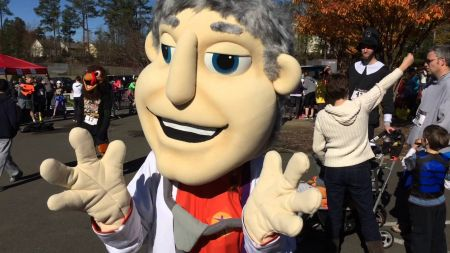 Turkey trots and Thanksgiving parades in Raleigh, Durham and Fayetteville 2017