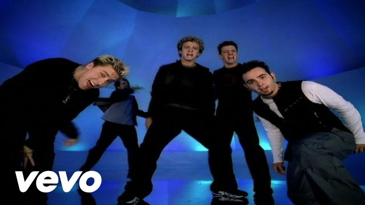 *NSYNC to release new merch for 20th anniversary celebration