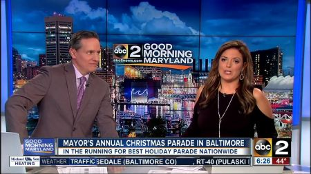 Family holiday and Christmas events in Baltimore 2017