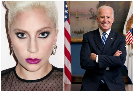 Lady Gaga and Joe Biden to team up to set up sexual assault trauma centers