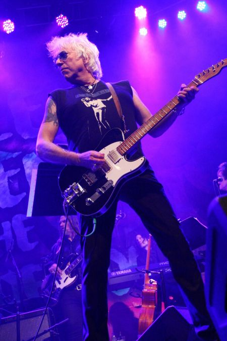 Interview: Guitarist Ricky Byrd talks recovery, rock 'n' roll