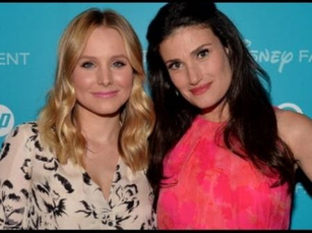 Idina Menzel and Kristen Bell to perform 'Frozen' song for first time on television