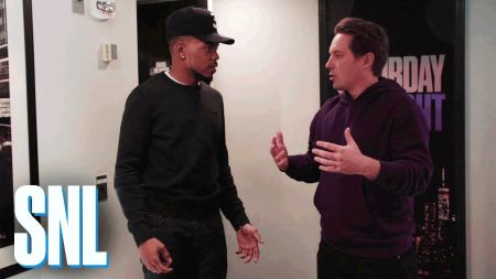 Watch Chance the Rapper's promo video before he hosts 'SNL' this weekend