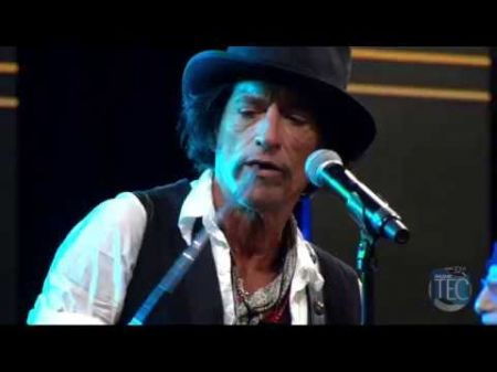 Aerosmith's Joe Perry announces new solo album, 'Sweetzerland Manifesto'