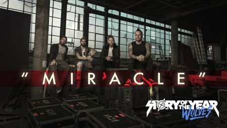 Exclusive premiere: Story of the Year release final single, 'Miracle,' off of anticipated new album