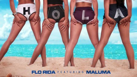 Listen: Maluma says 'Hola' on new single with Flo Rida