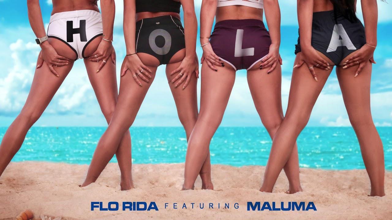 Listen: Maluma says 'Hola' on new single with Flo Rida