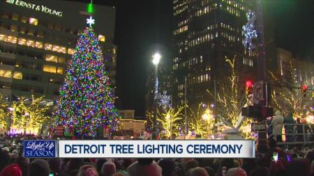 Family holiday and Christmas events in Detroit 2017
