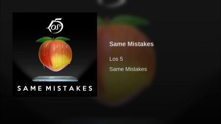Listen: Los 5 lives and never learns on new single 'Same Mistakes'