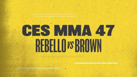 Watch Derrick Brown and Greg Rebello face-off during CES 47 live on AXS TV