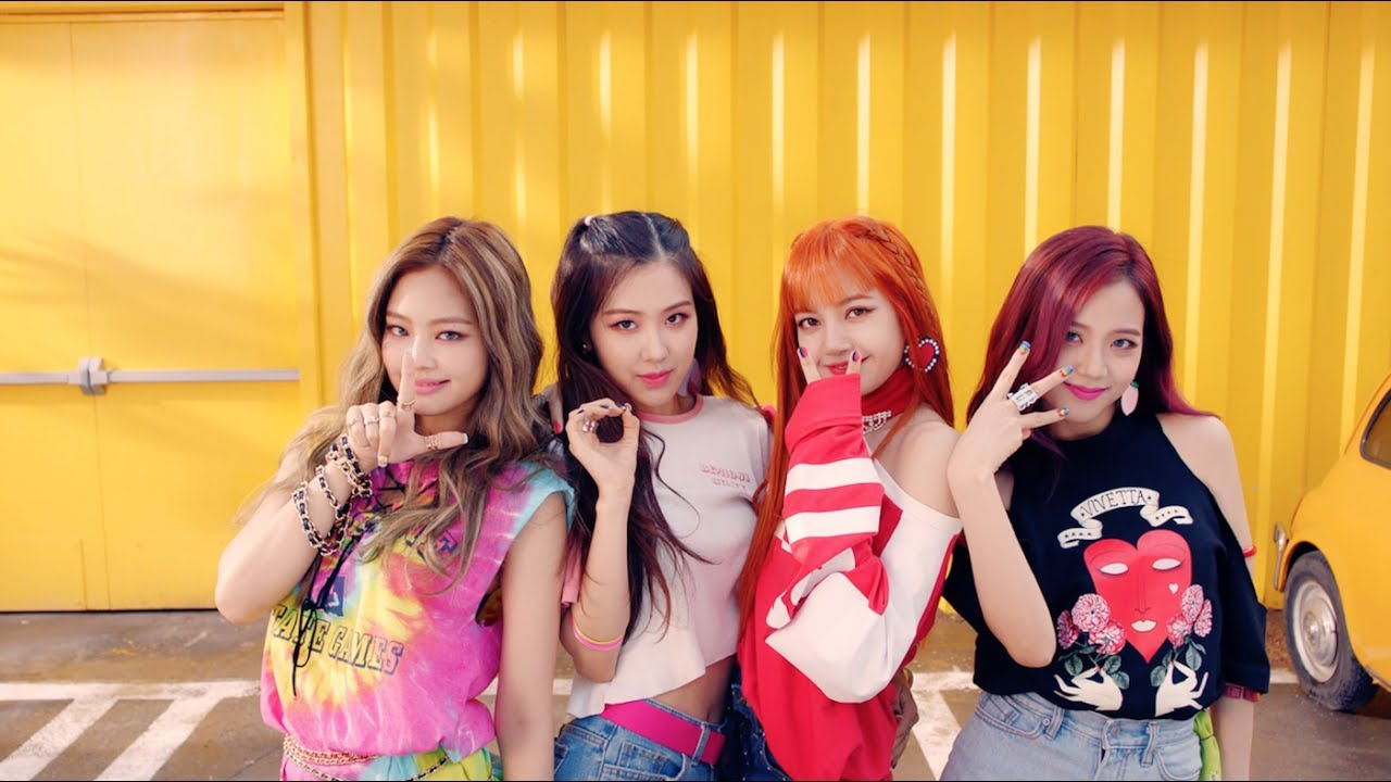 Blackpink's 'As If It's Your Last' bumps in 'Justice League