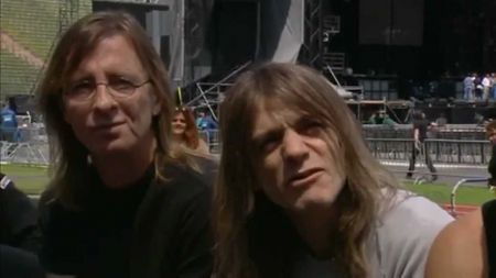 AC/DC guitarist and co-founder Malcolm Young passes away at 64