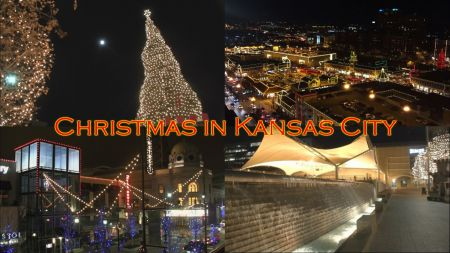 Where to see Christmas lights in Kansas City 2017