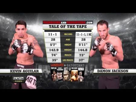 UFC vet Damon 'The Leech' Jackson added to star-studded Legacy Fighting Alliance 28 card