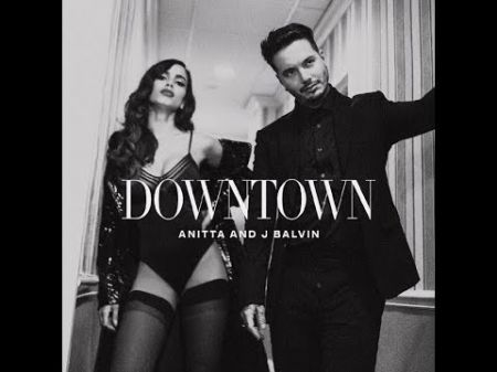 Listen: Anitta goes 'Downtown' with J Balvin on their new single