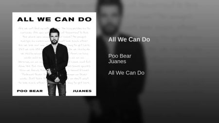 Listen: Poo Bear and Juanes bring hope on new single 'All We Can Do'