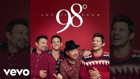 Get nostalgic with 98 Degrees at City National Grove this December
