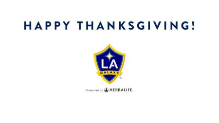 LA Galaxy to have Thanksgiving Foundations Feast Nov. 20
