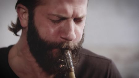Listen to Colin Stetson's intense new song 'The Rain Like Curses'