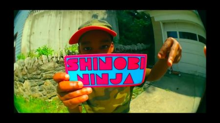 Shinobi Ninja brings unique buffet of sounds to rock