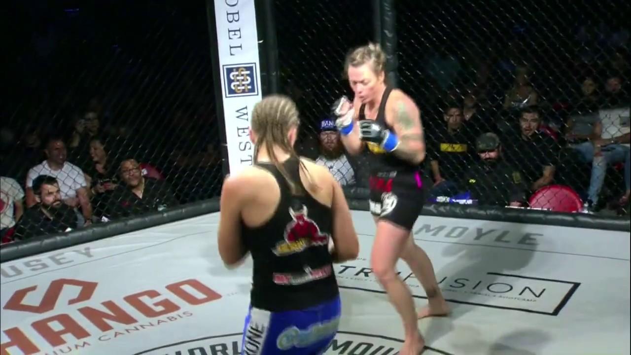 MMA: Arlene Culbreth wants Kiara Ramos or Serena DeJesus next