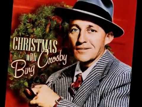 Bing Crosby sings some Christmas songs that are NOT