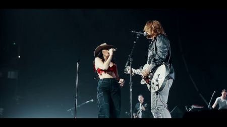 Billy Ray Cyrus releases new video featuring Noah Cyrus and Derek Jones