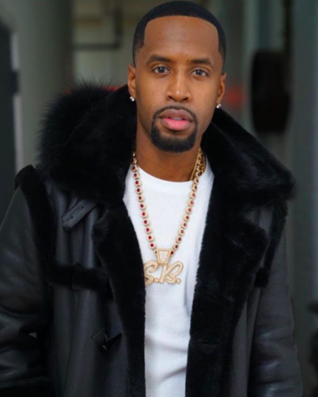 Safaree throws 'Fur Coat Vol. 1' album release party