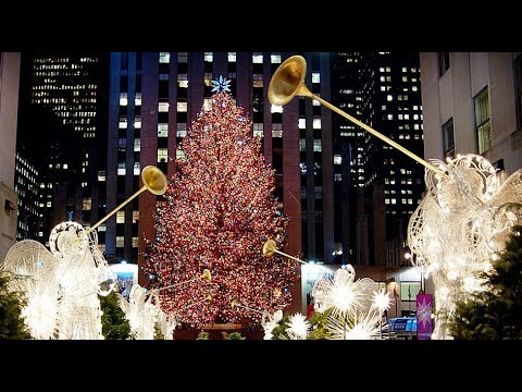 where to see christmas lights in new york 2017