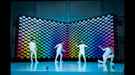 Watch: OK Go's dazzling music video for 'Obsession'