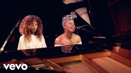 Listen to Cherri V's stirring acoustic version of 'Without You'