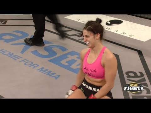 LFA vet Mackenzie Dern rounds out Invicta FC 26 fight card