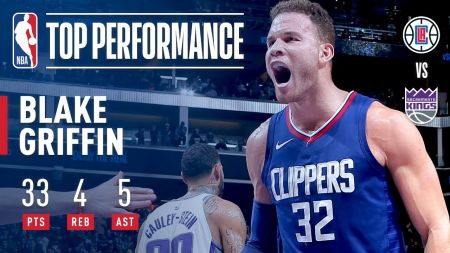 Blake Griffin embraces role as point forward
